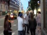 Sweden, Stockholm - Muslims Brutally Attack Swedes On The Streets Of Their Own Country