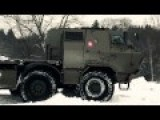Slovakia - TATRAPAN 8x8 CC Container Carrier 32 000 Kg Test Ride!!!