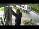 Shocking FedEx Delivery Fails Super Cut Compilation