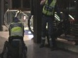 Subway Security Guard Wrestles And Chokes 9 Year Old Child For Riding Without Ticket