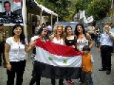 Syrian Election In Syrian Embassy In Caracas - Venezuela