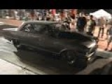 Street Outlaws, Daddy Dave Crashes