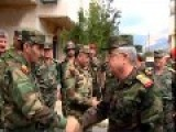 Syria Update : Syrian Army Chief Visits Key Base In Latakia * 04 04 2014 *