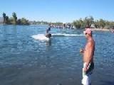 Synchronized Jet Ski Backflip And Beer Chug