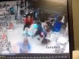 Socialist Zombies Break Into A Drugstore In Venezuela