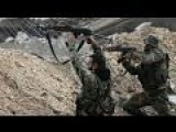 Syrian Army In Heavy Clashes With Retreating Rebels During Final Stage Of The Battle Of Aleppo