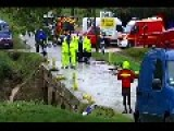 Storms Destructions In France - Video