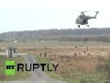 Serbia: SREM-2014 Drills Show The Teeth Of Serb And Russian Forces