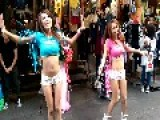 Sex Chinese Girls Dance Little Apple Dance