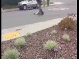 Sacramento Sheriff's Deputy Caught On Video Beating Man With His Flashlight