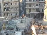 Syria - IF Sniper Hits SAA Militiaman 02 04