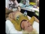 Snatch Tattoo Makes Girl A Pussy
