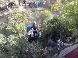 Spectacular Crash In Rally Of Catalunya