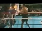 Self Punched Her In The Face Nigel Benn Vs Jose Quinons