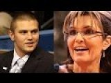 Sarah Palin's Son Track Palin Beats His Girl And She Hides Under A Bed!