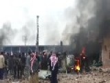 "Syria Update : Dozens Of ""Free Army"" !? Killed In A Suicide Bombing In Idlib Countryside * 28 02 2014 *"