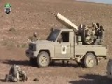 Syria - ATGM Attack Vs SAA Technical 15 09