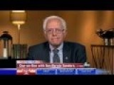 Sen. Bernie Sanders Thinks He'll Win White House