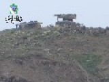 Syria - Al-Muthanna Rebel Opens Fire At SAA Bunkers 10 03