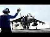 Slow-Mo Filmed At 60 FPS & 120 FPS • Flight Deck USS Bataan