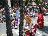 Some Pics From The Solstice Parade In Santa Barbara