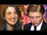 SNL Writer Viciously Attacks Barron Trump On Twitter Then Realizes Her Horrible Mistake