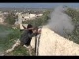 Syrian Rebels In Heavy Combat Firefight With The Syrian Army