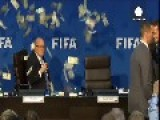 Sepp Blatter Quizzed By Swiss Prosecutors