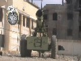 Syria - IU Omar Hell Cannon Attack 23 01