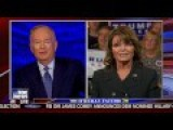 Sarah Palin Tells Bill O'Reilly Donald Trump Will Win On Tuesday Because 'polls Are For Strippers'