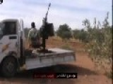 Syria - SORB Rebels Hitting Alleged MIG 04 03