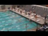 Swimmer Sets A World Record Without Taking A Single Stroke