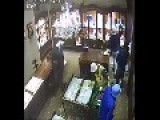 Sledge Hammer Robbery In South Africa,smash,smash
