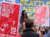 Seattle Socialist Party Calling For $20 Hour Minimum Wage Says They Can't Afford To Pay That Rate…