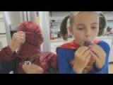 Supergirl Batman Spider Man How To Make Panda Bear Cupcakes Pineapple Pine Cone BFG Dream Jars