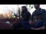 Syria - SAA Interrupts FSA Music Session