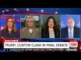 Sabato Stuns CNN Anchor With Prediction Clinton Will Get 352 Electoral Votes