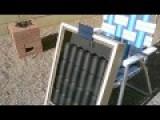 Solar Air Heater - DIY Solar Thermal Furnace