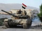 Syrian Army Lays Siege On Terrorists' Main Base In Deir Ezzur