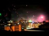 Syria : Watch How Syrians Celebrated New Year's Eve In Latakia City