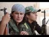 SECRET REVOLUTION OF THE KURDS Rojava RARE FOOTAGE