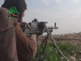 Syria - 5 Videos From Today In Aleppo From Terrorists Groups Against Syrian Army
