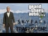 Skyfall - Train Fight Scene GTA 5 Recreation