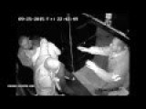 Shocking Footage Has Emerged Of The Moment Three Men Attacked Bouncers Outside A Strip Club