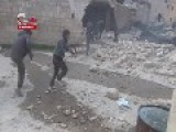Syrian Arab Army Send The Murdering Terrorists Of The Fsa A Few Gifts