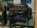 The Great Sound Of The WW2 Merlin Engine