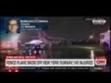 Trump's VP Candidate's Plane Skids Off Runway