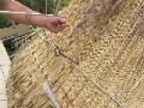 Thatching A Cottage!