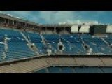 Tour An Abandoned 80,000 Seat Stadium - Pontiac Silverdome In Michigan, USA