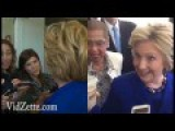 This Doctor Connects The Dots And Diagnoses Hillary With Parkinson's Disease. Head Wobbling, Collapsing, Coughing Fits And Now Pneumonia - All